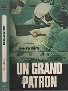 Un grand patron - Pierre Véry