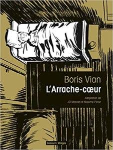 L'arrache-cœur - Boris Vian